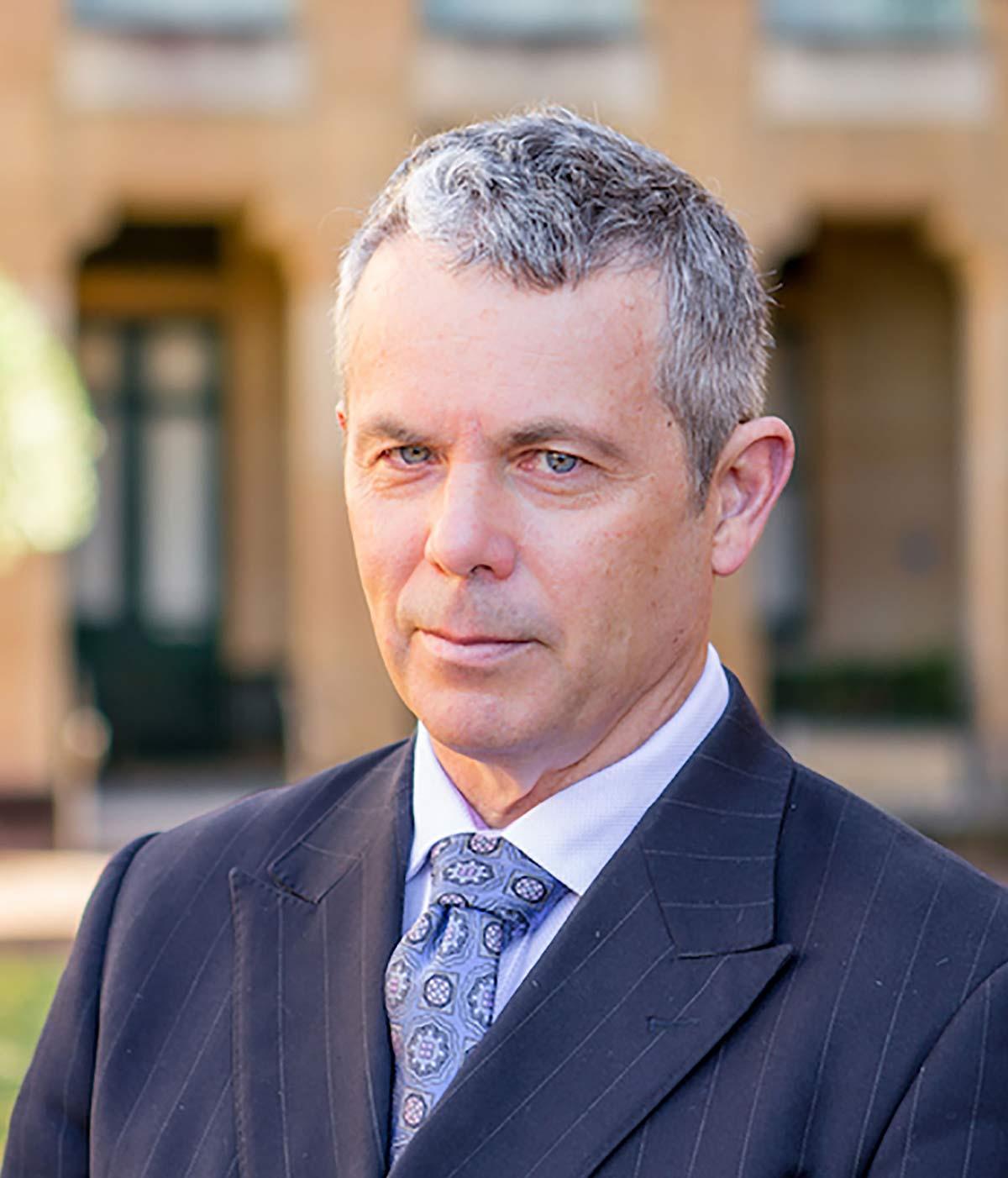 Mark Warton